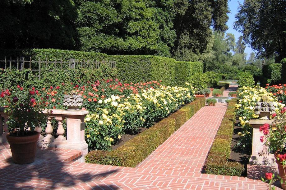 lotusland-rose-garden