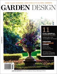 Garden Design Magazine 2015